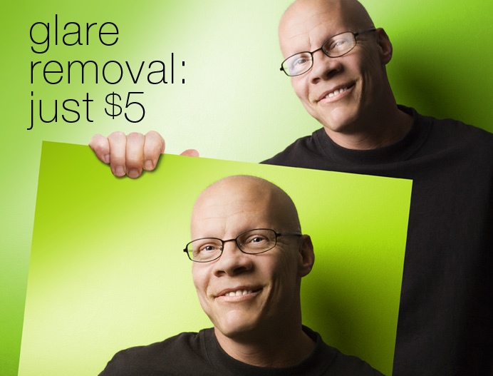 Glare Removal: Just $5