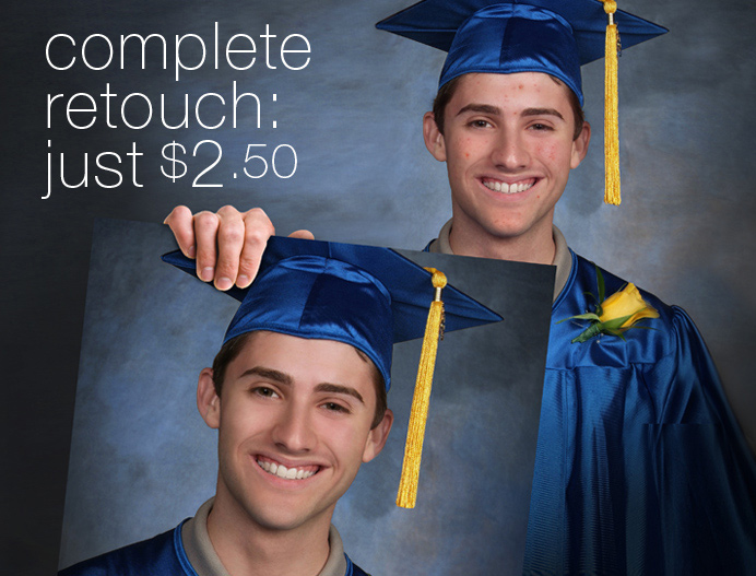 Complete Retouch: Just $5
